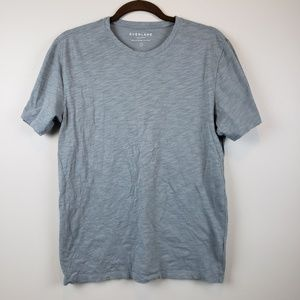 Everlane Crew Neck Short Sleeve T-Shirt SZ M
